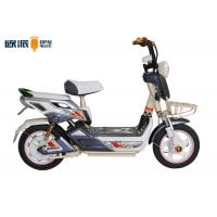Wholesale Big Saddle Commuter Electric Bicycle , Electric Scooters Bicycles For Adults from china suppliers