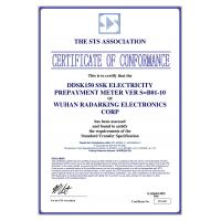 WUHAN RADARKING ELECTRONICS CORP. Certifications