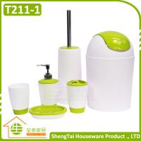 Low Price High Quality Accessory New Design Mix Color Accessories Bathroom Set