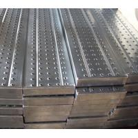 Wholesale Kwikstage steel and aluminum Scaffold Plank thickness 1.8mm / 1.5mm from china suppliers