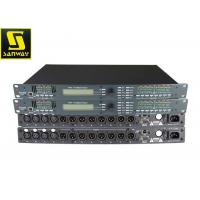 Wholesale 4 in 8 out Digital Audio Effects Processor 1U high from china suppliers