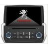 Buy cheap Virtual 6 CD Disc Memory Peugeot Car DVD Player Multimedia for Peugeot 2008 from wholesalers