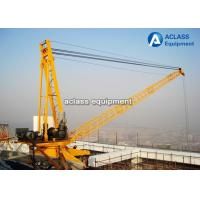 Wholesale 6 Tons Derrick Crane 2420 Disassembly Inner Climbing Tower Crane , ISO from china suppliers