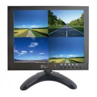 Wholesale Metal Case 8inch CCTV LCD Monitor Power DC12V BNC VGA AV OEM Service from china suppliers