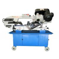 Wholesale High Effeciency Horizontal Manual Clamping Metal Cutting Band Saw Machine from china suppliers
