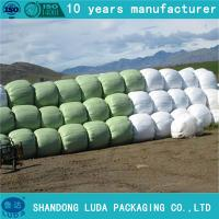 Wholesale Luda 25 mics width hay bale wrap film from china suppliers