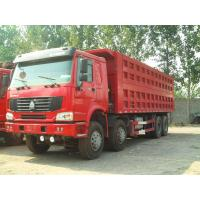Wholesale Heavy Duty Truck , Heavy Load Truck With Cabin Loading Heavy Materials from china suppliers