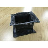 Wholesale Rectangular Fireproof Flanged Expansion Joint Fabric High Temperature Resistant from china suppliers