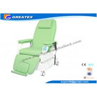 Dialysis Chair Gynecological Chair With Digital Weigh System CPR