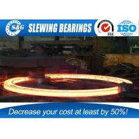Wholesale Ship Build Forged Steel Rings , Large Metal Rings  500mm To 5000mm from china suppliers