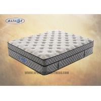 Wholesale Knit Fabric Compressed Zone Queen Euro Top Mattress With Bamboo Fabric from china suppliers