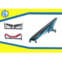 Wholesale Stable Performance Loading Belt Conveyor , Dirt Moving Industrial Belt Conveyors from china suppliers