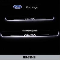 Wholesale Ford Kuga car door light emblem auto door welcome light installation from china suppliers