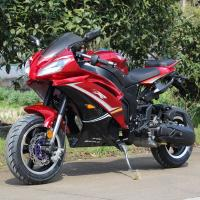 Wholesale Horizontal Type Air Cooled 4-Stroke Electric Powered Motorcycle 150cc from china suppliers