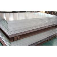 Wholesale Durable 6061 T6 Aluminum Sheet , 2mm Aluminium Sheet Apply To Railway Carriage from china suppliers