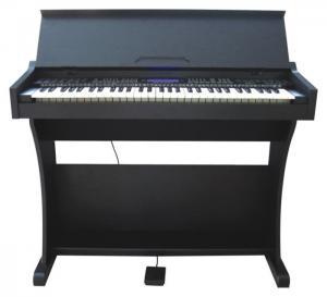 Wholesale Black 61 Key Electronic Keyboard Piano Small Upright Piano RoHS / LVD / EMC MK-933 from china suppliers