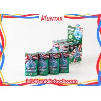 Wholesale Green Tin Box Fresh Breath Candy Eucalyptus Flavor Sugar Free Low Calorie Candy from china suppliers