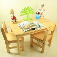 Wholesale Tiger School furniture --round corner tables with chairs Montessori furniture from china suppliers