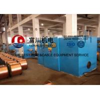 Quality FUCHUAN 19 Pcs Nickel Wire Bunching Machine / Twisting Machine 0.41 / 0.52 / 0.64 for sale