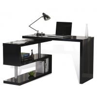 Wholesale Adjustable Height Office Table , T Corner L Shaped Computer Desk With Drawers from china suppliers