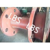 Wholesale Slow Speed Lebus Grooved Drum For Hydraulic Crane Winch And Ships from china suppliers