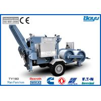 Wholesale 18t Overhead  Tension Stringing Equipment Hydraulic Puller with Cummins Diesel Engine from china suppliers