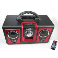 Wholesale Portable Woodiness Sound Box for SD/MMC Card Mini Speaker with FM Radio #UK-R13 from china suppliers