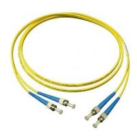 Wholesale SC / ST / LC / FC Fiber Optic Patch Cord Singlemode / Multimode For Premise Installations from china suppliers