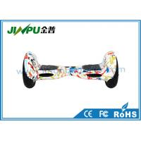 "Quality 10"" Two Wheeled Balancing Scooter 700W 36V 4.4Ah Colorful Painting for sale"