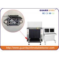 Wholesale middle tunnel x-ray baggage scanning machine , x ray scanner for metro security from china suppliers