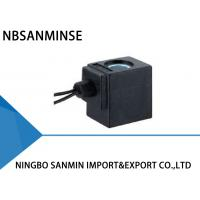 Wholesale 4V110E 4V Magnetic Valve Series Lead - Type  ( F 、 H ) Solenoid Valve Coil from china suppliers