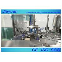 Wholesale Beverage / Water Bottle Filling Machine , High Speed Water Refilling Equipment from china suppliers