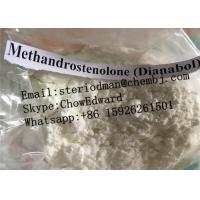 Wholesale Oral Anabolic Steroid Body Building Hormone Dianabol Methandienone Muscle Gain from china suppliers