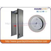 Wholesale Door Guard Spirit Portable Walk Through Metal Detector Scanner Lcd Display Screening from china suppliers