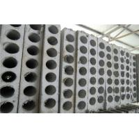 Wholesale High Strength MgO Lightweight Partition Walls , Insulated Hollow Core Concrete Panels from china suppliers