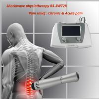 Wholesale 190mJ Energy Calcifying Tendinitis of the Shoulder treatment shockwave therapy machine from china suppliers