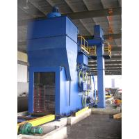 Wholesale Industrial Steel shot blasting equipment for blasting of H beams , Angles and flat from china suppliers
