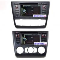 "Wholesale 6.2"" Car Stereo BMW Sat Nav DVD for BMW 1 Series E81 E82 Autoradio GPS Navigation Headunit from china suppliers"