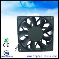 Wholesale High Speed PWM / FG / CPU 120mm DC Axial Industrial Ventilation Fans Lead wire from china suppliers