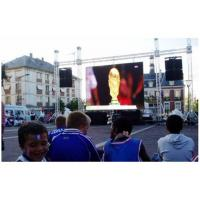 Wholesale Fashion Stage rental full color outdoor LED display P5 led matrix for event from china suppliers