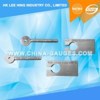 Wholesale DIN-VDE-0620-1 Lehre 6 Plug Gauges for Pin Diameter Testing from china suppliers