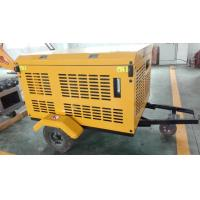Wholesale Electric Portable Hydraulic Power Pack With 1460 Rpm Motor Working Speed Air Cooling System from china suppliers