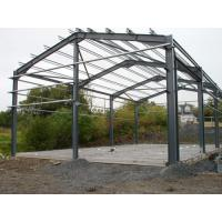 Wholesale Single Span/Multi-span Pre-engineered Steel Building With Stability Test from china suppliers