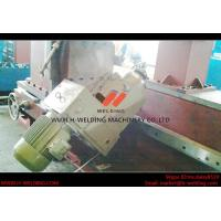 Quality Automatic Edge Milling Machine 6 - 160mm Milling / Beveling Thickness V X J Type for Steel Plate for sale