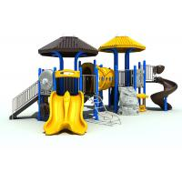 Wholesale Kaiqi Nature Series Outdoor Kids Playground Yellow Black Medium Size Customisation from china suppliers