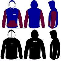 Wholesale Customized Sport Cricket Hoodie Sweat Shirt Pull Over 300gsm Cotton Fleece SHD011 from china suppliers
