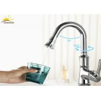 Wholesale Precise Plating Bathroom Shower Faucets Acid Resistant With PPS Inner Water Pipe from china suppliers