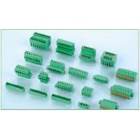 Wholesale IEC60998 Green Blue 5.08MM Pitch Plug In Terminal Block For PCB , Female from china suppliers
