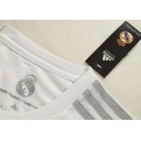 Quality Personalized Soccer Jerseyshome football shirt real madrid , Mens soccer apparel for sale