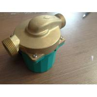 Wholesale WILO STYLE Brass Water Circulation Pump 220V 50HZ IP44 Degree Of Protection from china suppliers